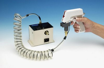 Antistatic equipments