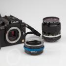 NOVOFLEX Adapter: NIKON Objektiv til MicroFourThirds Kamera