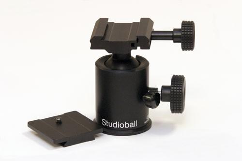 GRAF MiniBall Kulehode m / Hurtigkobling