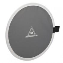 PHOTOFLEX QuikDisc 30cm White Balancing Tool 18% Grey (Gråkort)