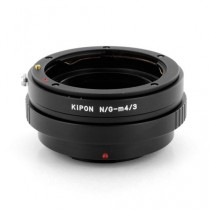 Kipon Nikon Lens to Micro 4/3 Camera Body Adapter