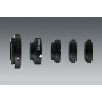 NOVOFLEX Olympus OM lenses on Four-Thirds Body