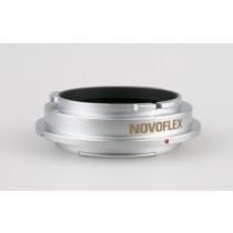 NOVOFLEX KameraAdapter: Nikon Kamerahus til div Novoflex utstyr