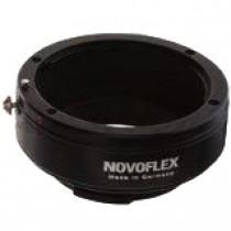 NOVOFLEX Adapter Canon XL kamera til Nikon objektiv