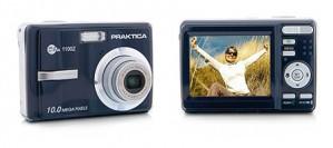 PRAKTICA DPix 1100Z Blå